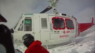 видео Канада: горные лыжи