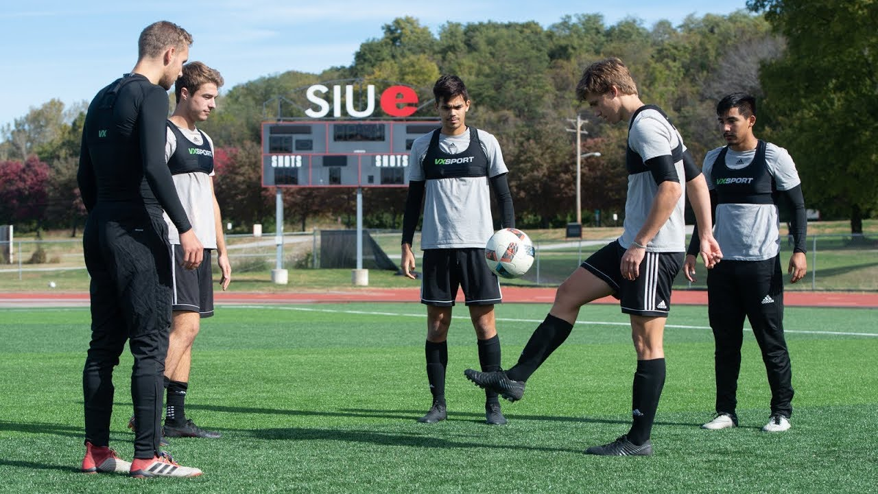 SIUE Athletics Uses VXSport Technology to Measure Performance