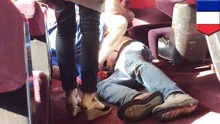 Fusillade en France : deux Marines empêchent un massacre à bord d