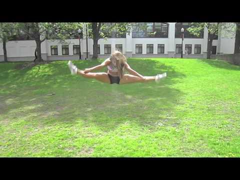 University of Miami Cheerleading Tryout
