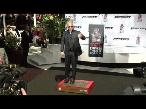 Vin Diesel rinde homenaje a Paul Walker