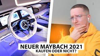 Justin reagiert auf die neue Maybach S-Klasse.. (krass!) | Reaktion