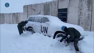UNIFIL: Spanish troops assist on clearing routes in Southern Lebanon