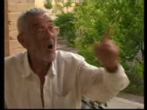 Funny old Iranian Guy in Iran cursing