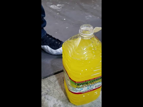 How to pour six lines of lean,juice, codeine