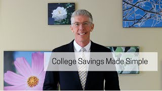 College Savings Made Simple  //Mark's Minute on Money//