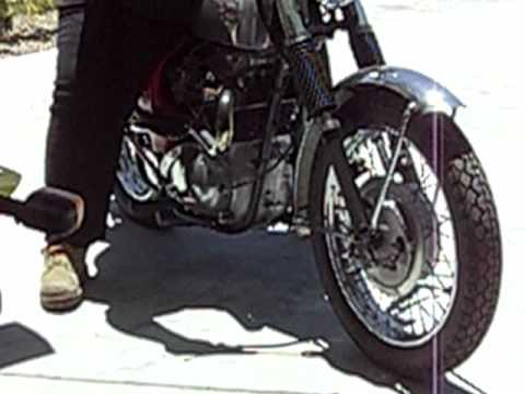 1966 BSA 650