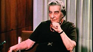 Golda Meir Interview Reel 1 Of 2