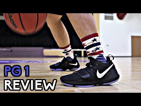 Nike Paul George 1 (PG 1) Performance Review!