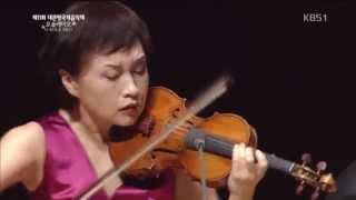 Kyung Wha Chung plays Schubert violin sonata No.4 'Duo'