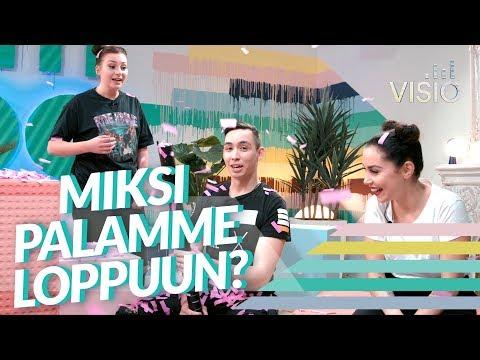 Visio Live - Feat. ABREU & Lakko - Miksi palamme loppuun jo parikymppisinä?