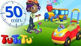 TuTiTu (ТуТиТу) специальная | игрушки с колесами