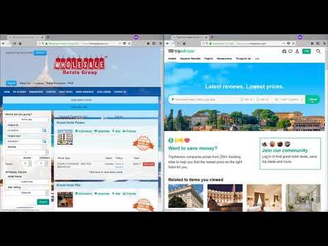 Wholesale Hotels Group - Review comparison #3