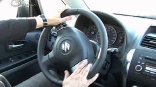 Тест драйв Suzuki SX4