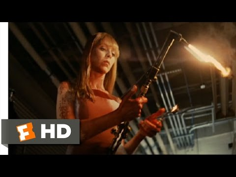 Cabin Fever 2: Spring Fever (11/12) Movie CLIP - Giving a Hand, Losing an Eye (2009) HD