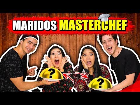 MASTERCHEF DOS MARIDOS! (ELES COZINHARAM PARA NÓS) | Blog das irmãs
