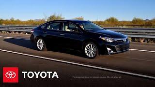 Driving 2.0 | 2013 Avalon | Toyota