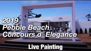 2019 Pebble Beach Concours d' Elegance