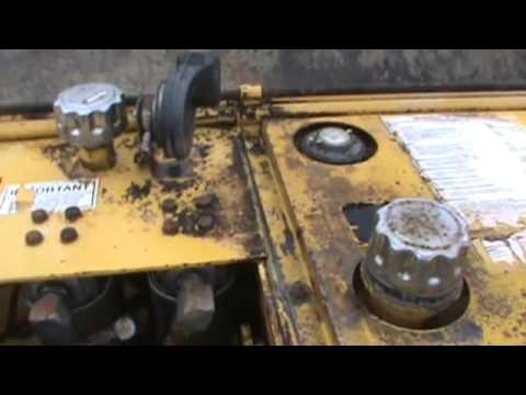 Gehl 1649 Track Asphalt Paver Puckett Brothers Diesel 9' To 12' Nice Machine For Sale
