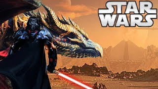 The Dark Side Dragons Who Turned Jedi into Sith After Order 66 - Star Wars Explained [L]