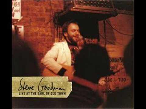 Steve Goodman -- Vegematic [Live]
