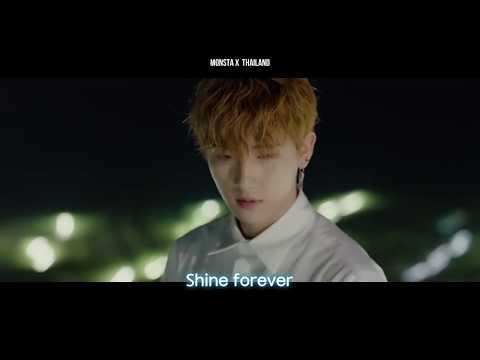 [KARAOKE/THAISUB] MONSTA X (#몬스타엑스) - SHINE FOREVER