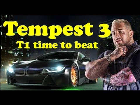 CSR 2   Tempest 3   Tier 1 Time to beat