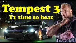 csr racing 2 tempest 3 tier 4 times to beat donna´s f50