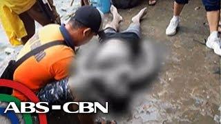 Bandila: Seaman tinangay ng alon sa Manila Bay