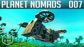 PLANET NOMADS #007 | Das fliegende Chaos | HC | Gameplay German Deutsch thumbnail