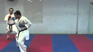 Pt 6 GKR National Kumite Curriculum - Attacks L1 & L2