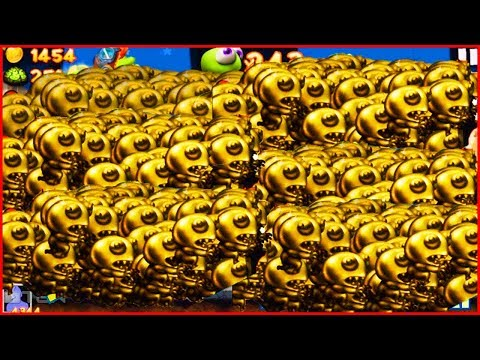 999999 ЗОЛОТЫХ ЗОМБИ ЦУНАМИ ВЗЛОМ. игра как Растение против зомби.Hack Zombie Tsunami 99999 Zombies