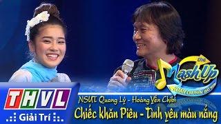 THVL   Hoán chuyển bất ngờ - Tập 6 [1]:LK Chiếc khăn Piêu - Cố NSƯT Quang Lý, Hoàng Yến Chibi