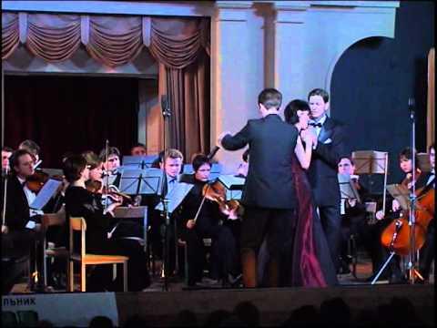 Leoncavallo I Pagliacci Conductor Roman Leontiev ??????? ????? ????????