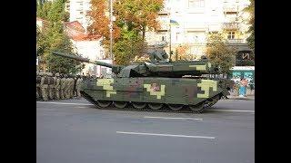 На военном параде в Киеве покажут танк стандарта НАТО
