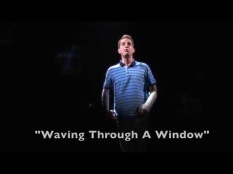 Dear Evan Hansen On Broadway Three Songs Youtube