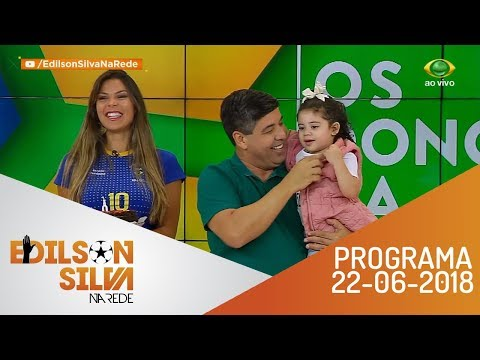 Os Donos da Bola Rio 22-06-18 - Parabéns,...