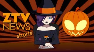 ZTV News Shorts - Halloween 2012