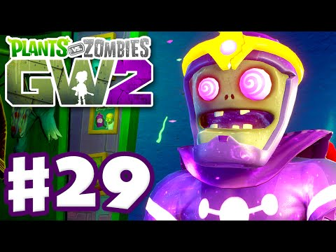 Plants vs. Zombies: Garden Warfare 2 - Gameplay Part 29 - Cosmic Brainz! (PC)