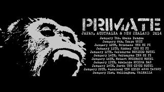 Primate - Live - Auckland NZ 20 January 2014