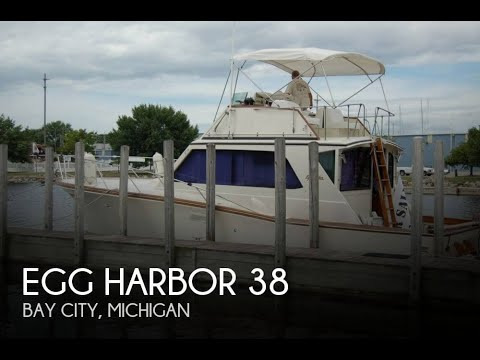 Used 1973 Egg Harbor 38 for sale in Bay City, Michigan