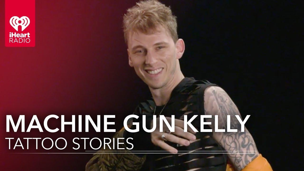 Machine Gun Kelly Tattoo Stories Youtube