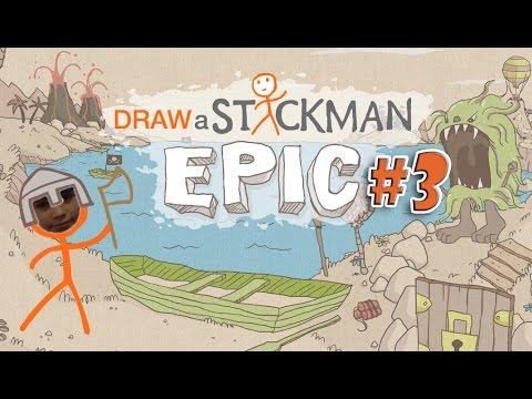Draw A Stickman Epic 3 Tron Fail E Lapis De Chave Pt Br Youtube