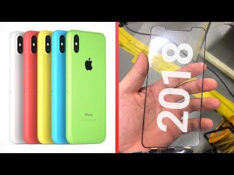 All 2018 iPhone Leaks & Rumors: 4 New Models!