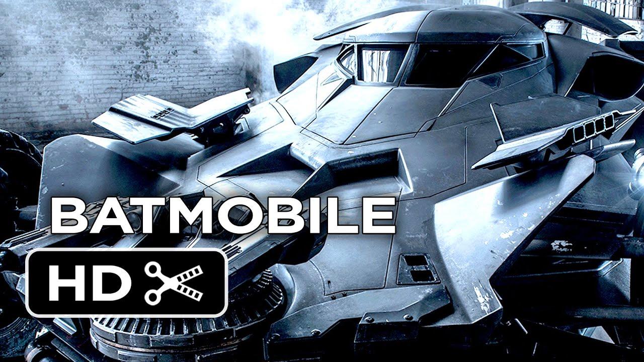 Batman V Superman' Leaked Set Photos Reveal New Batmobile! More ...