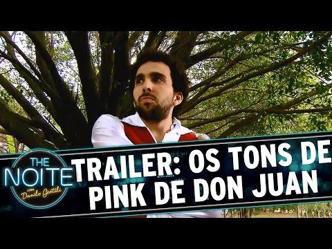The Noite (07/10/15) - Exclusivo: Trailer Do Filme