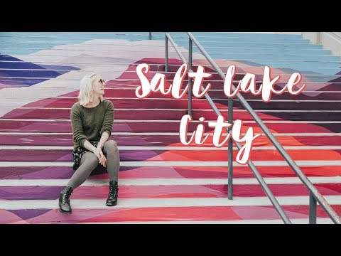 A Weekend In SALT LAKE CITY Utah