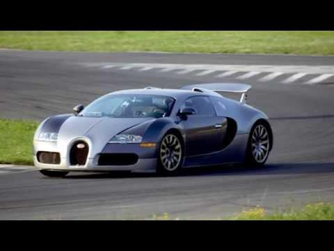 bugatti veyron test drive crashes accident youtube. Black Bedroom Furniture Sets. Home Design Ideas