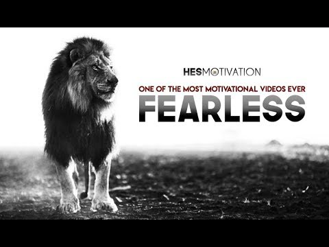 OVERCOMING FEAR ► Motivational Video
