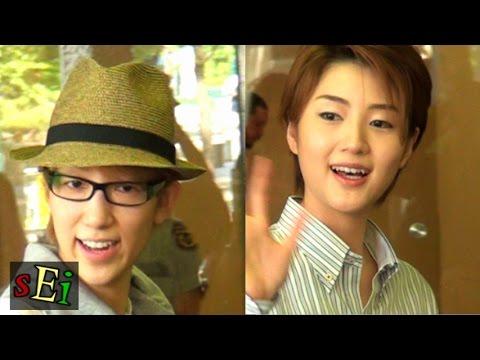 星組出身の宙・花の2番手(8月6日真風涼帆&芹香斗亜)◆宝塚歌劇2016